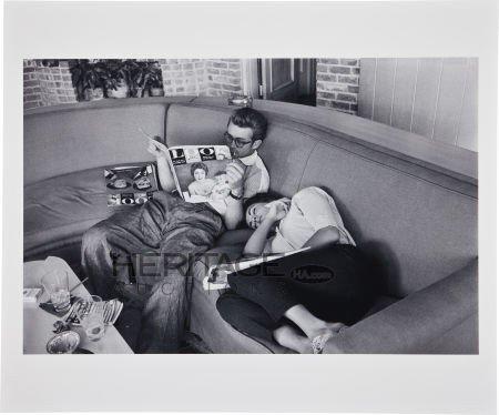 46019: James Dean and Elizabeth Taylor Giant Limited Ed
