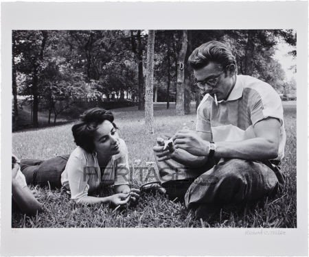 46020: James Dean and Elizabeth Taylor Giant Limited Ed
