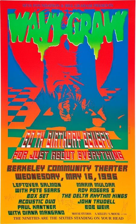 46645: Wavy Gravy, Berkeley Community Theater Performan