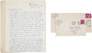 Carl Barks Correspondence Group (1960-62).