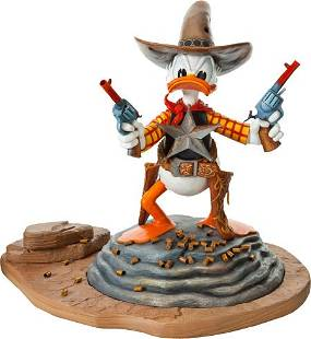 Carl Barks Sheriff of Bullet Valley Deluxe Uniqu