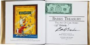 Barks Treasury Gold Limited Edition with Signed