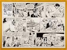 93539 John Cullen Murphy Big Ben Bolt Sunday Comic Str