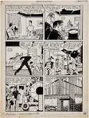 93575: George Tuska Captain Marvel Adventures #4 page 5
