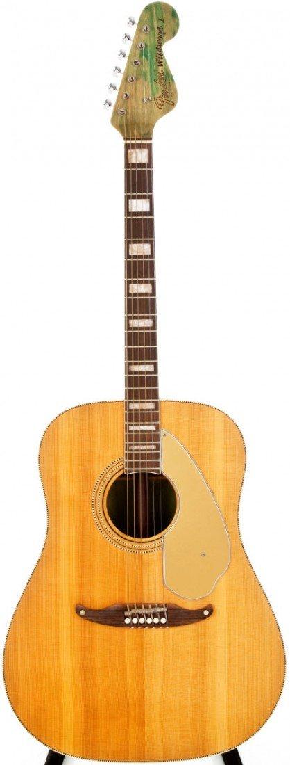54067: Late 1960s Fender Wildwood I Wildwood Acoustic G