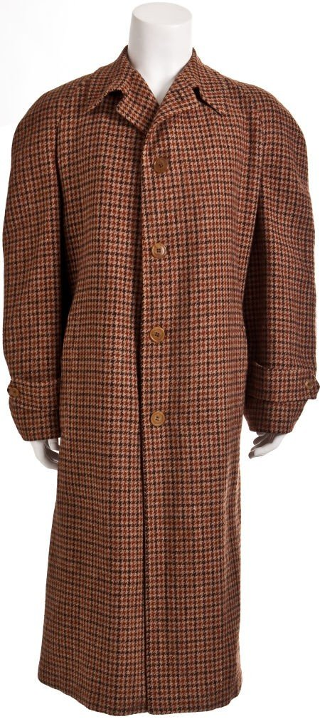 """44003: A Coat and Cap from Publicity Stills for """"The Qu"""