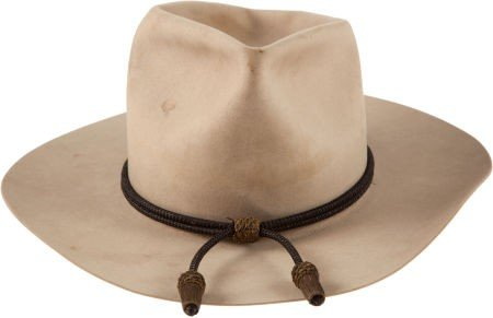"""44004: A Stetson Cowboy Hat from """"Hondo."""""""