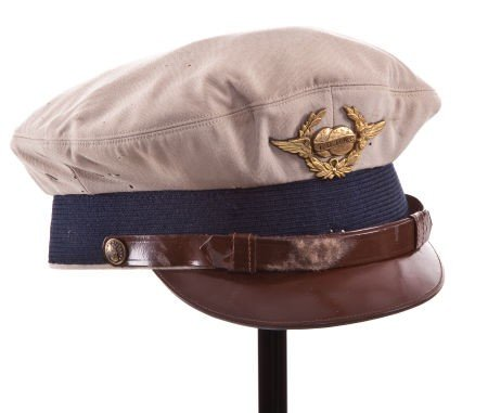 """44005: A Pilot Cap from """"The High and the Mighty."""""""