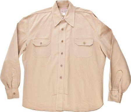 """44208: A Shirt from """"The Fighting Seabees"""""""