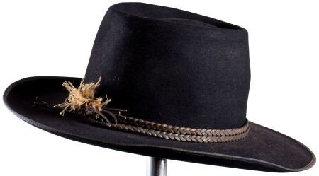"""44013: A Cowboy Hat from """"The Comancheros"""" and Possibly"""