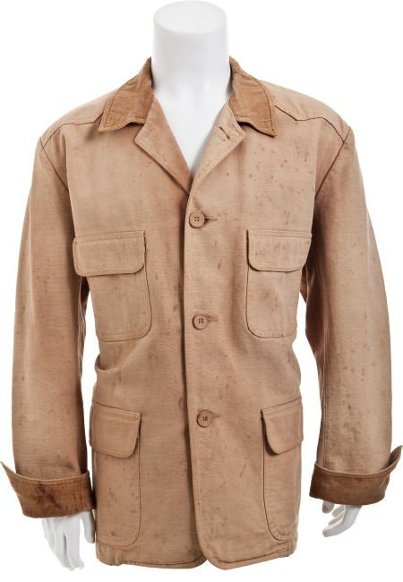 "44015: A Stockade Jacket from ""True Grit."""