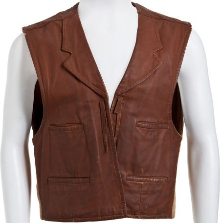 """44017: A Vest from """"True Grit."""""""