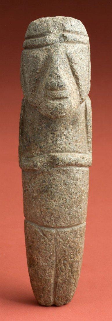 50331: Large Mezcala Standing Idol