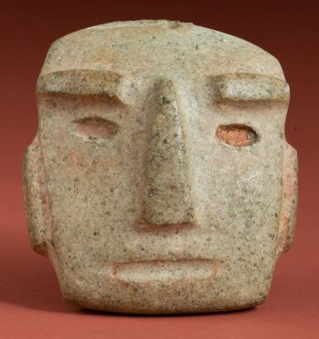 50337: Chontal Stone Mask