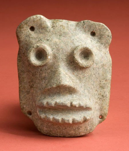50338: Chontal Transformational Mask Pendant