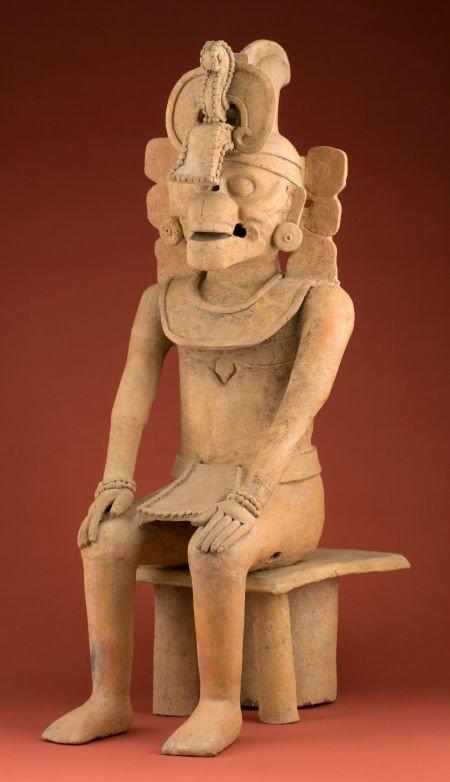 50401: Monumental Veracruz Masked Priest