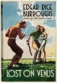 30786: Edgar Rice Burroughs. Lost on Venus. London: Met