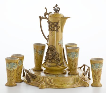 86017: Whoopi Goldberg Collection  ART NOUVEAU STYLE CE