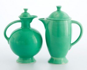 86019: Whoopi Goldberg Collection  TWO GREEN FIESTA COV