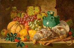 86736: CHARLES THOMAS BALE (British, 1826-1925) Still L