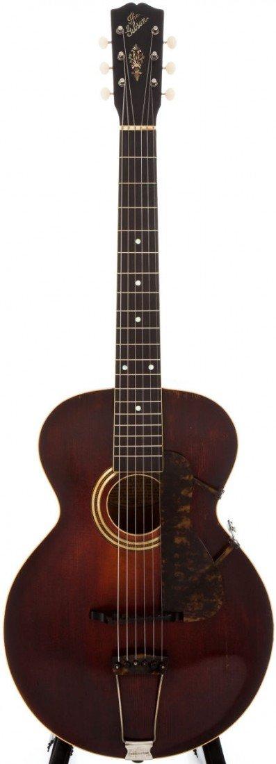 54003: 1916 Gibson L-3 Sunburst Archtop Acoustic Guitar