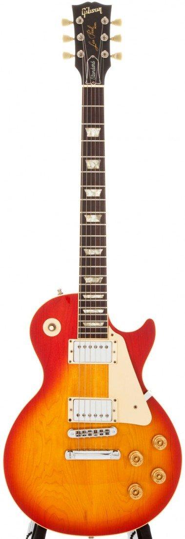 54404: 1994 Gibson Les Paul Standard Cherry Sunburst So