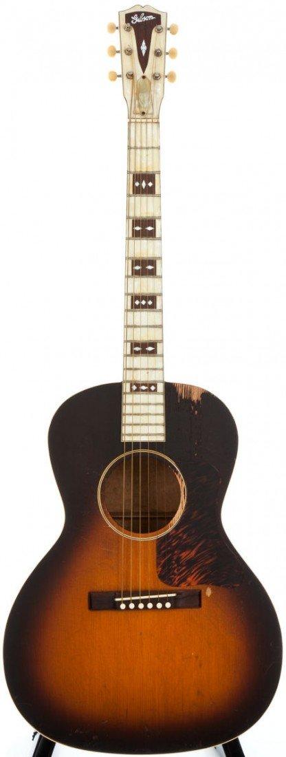 54012: 1936 Gibson L-C Century of Progress Sunburst Aco