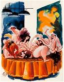 "78058: ROY STEWART RAYMONDE (American, 1929-2009) ""I Kn"