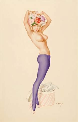 78081: ALBERTO VARGAS (American, 1896-1982) Darling, It