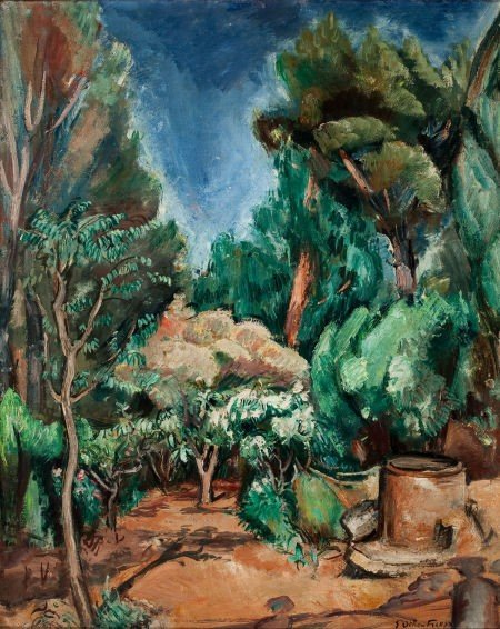 72016: ACHILLE EMILE OTHON FRIESZ (French, 1879-1949) P