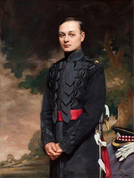 64004: JOHN SAINT-HÉLIER LANDER (British, 1869-1944) Po