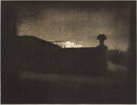 74001: EDWARD STEICHEN (American, 1879-1973) Nocturne,