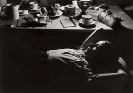 74011: WILLY RONIS (French, 1910-2009) La Nuit au Chale