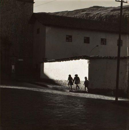 74014: HARRY CALLAHAN (American, 1912-1999) Cuzco, Peru