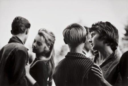 74019: JANINE NIÈPCE (French, 1921-2007) La Bal, 1959 G