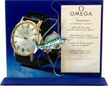 60076 Omega Vintage Dealers D301 Seamaster Window Dis