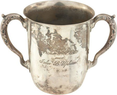 81138: 1897 St. Andrews Golf Club (Yonkers, NY) Trophy