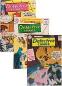 91233: Detective Comics Group (DC, 1956-58).
