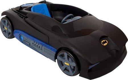 91241: Batman Safety First Ride-On Motorized Batmobile