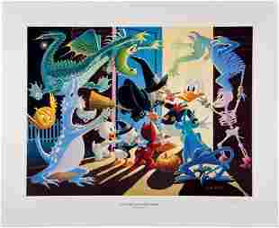 Carl Barks Halloween in Duckburg Regular Edition