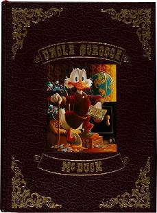 Carl Barks Uncle Scrooge McDuck His Life and Tim