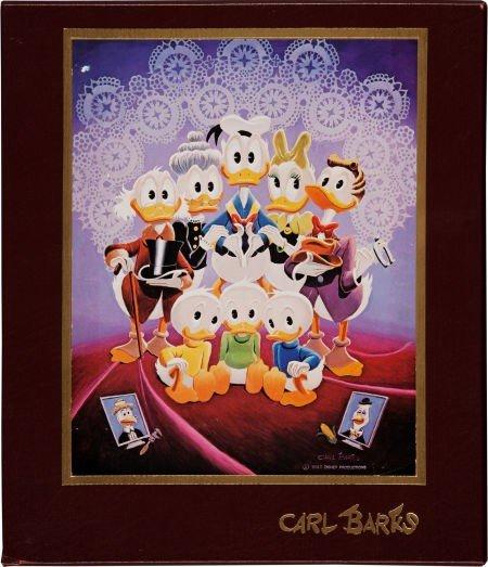 92013: The Fine Art of Walt Disney's Donald Duck by Car