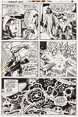 92188: Jack Kirby and Mike Royer Machine Man #5 page 27