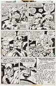 92190: Jack Kirby and Mike Royer Machine Man #5 page 29