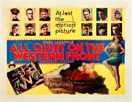 83001: All Quiet on the Western Front (Universal, 1930)