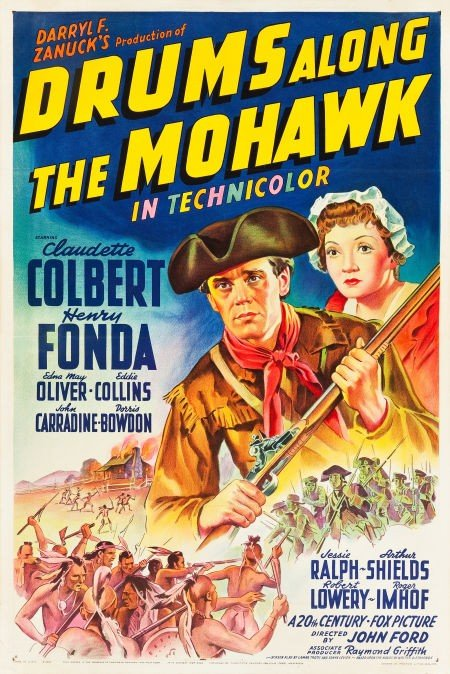 83012: Drums Along the Mohawk (20th Century Fox, 1939).