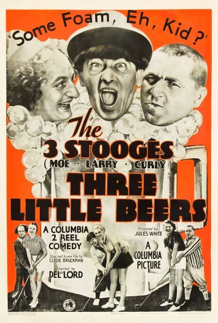 83070: The Three Stooges in Three Little Beers (Columbi