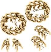 58379: Retro Gold Jewelry Suite, Merrin