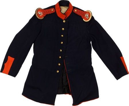 Spanish-American War USMC Dress Tunic