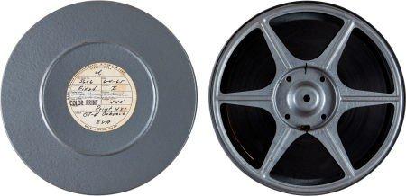 40014: Gemini 4: Original 16mm Color Film Print of Amer